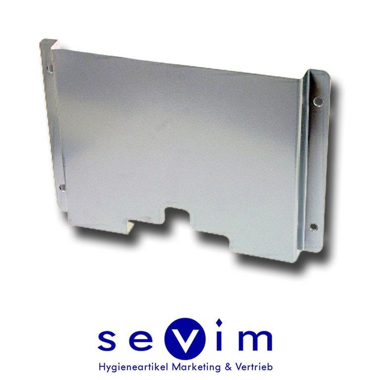 Spender für Dieselhandschuhe aus Aluminium  Edelstahl für Diesel